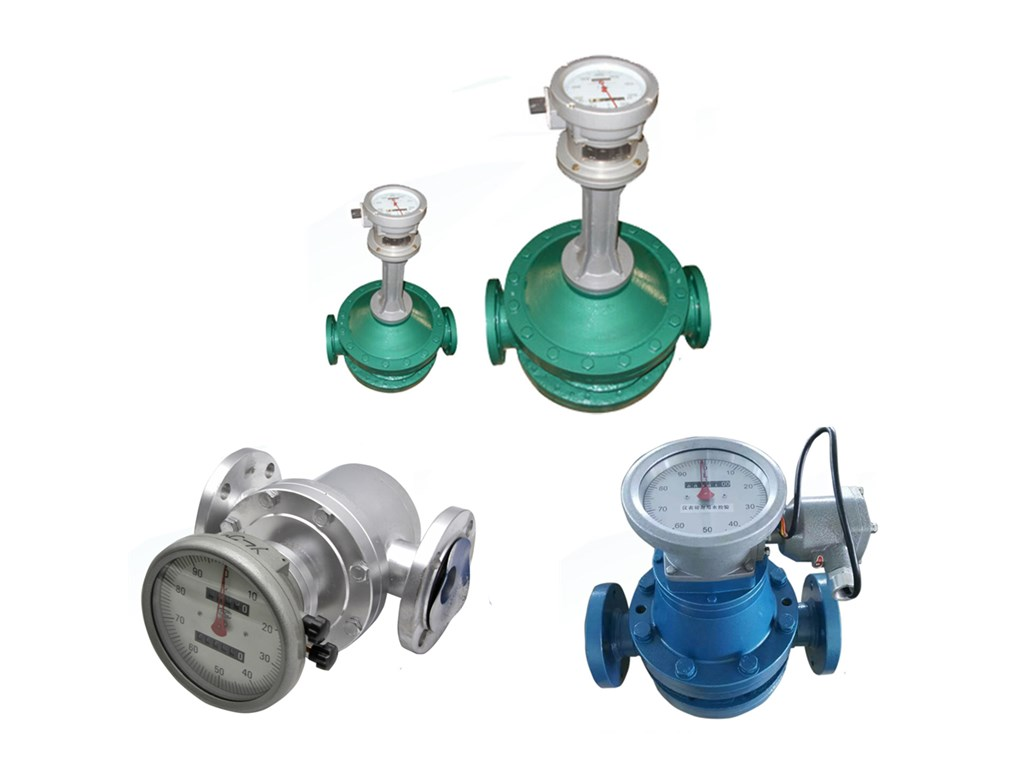 Oval-Gear-Flow-Meters